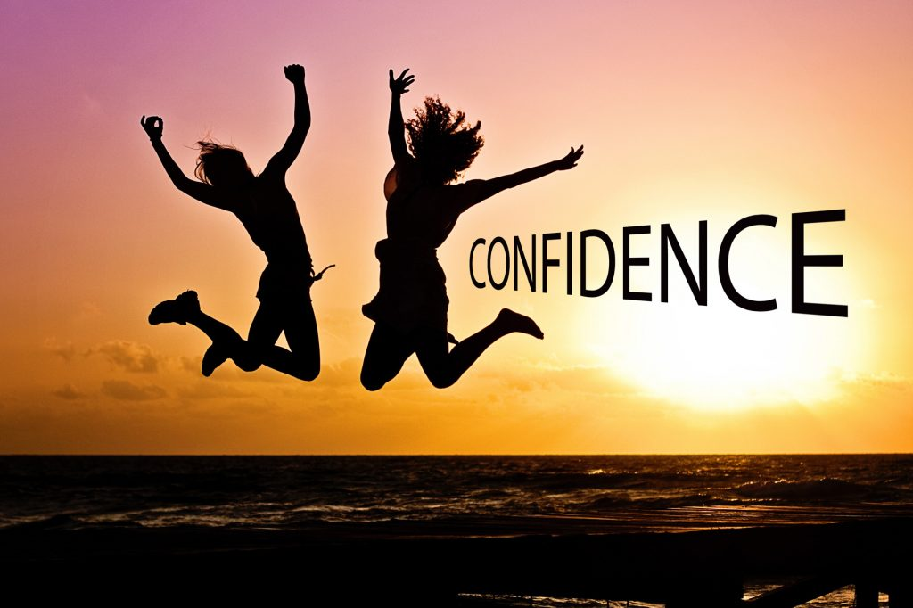 Developing Confidence In Children & Young People image