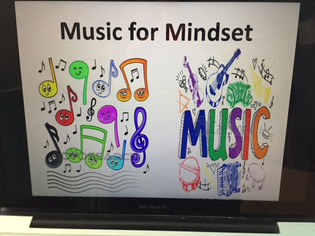 Music for mindset image