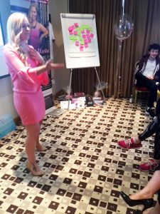 Emma Murphy Mind over matter roadshow Galway 2018 image
