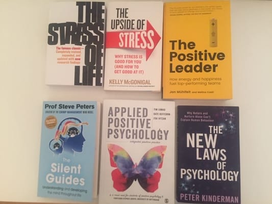 books on stress and workplace stress