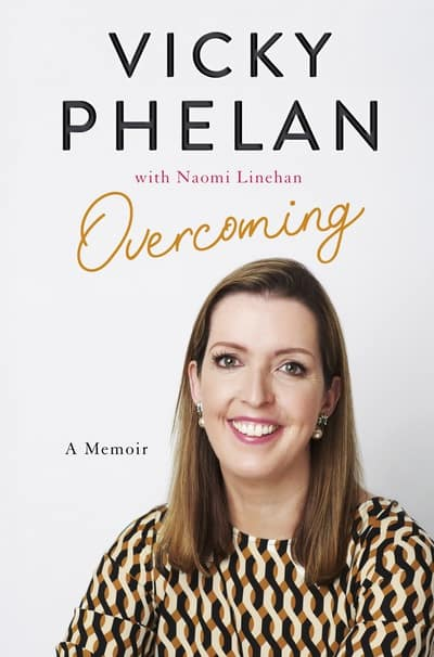 Resilience and Vicky Phelan book Overcoming